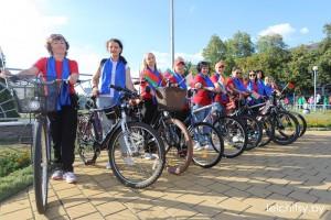 Велопробег «За Беларусь»  по памятным местам
